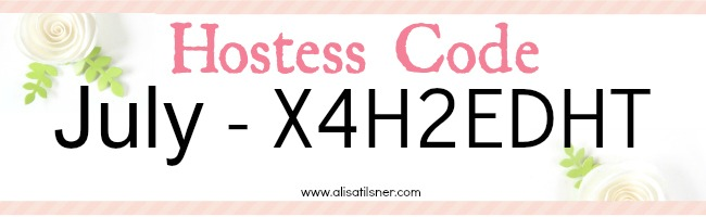 July Hostess Club