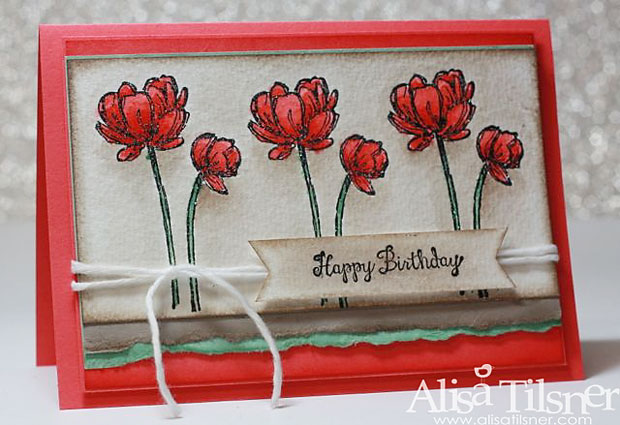 Stampin Up Bloom with Hope
