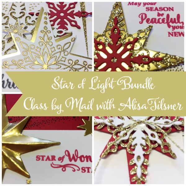 Star of Light Bundle Class by Mail