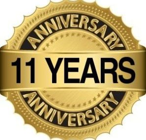 11 Year Stampiversary Special