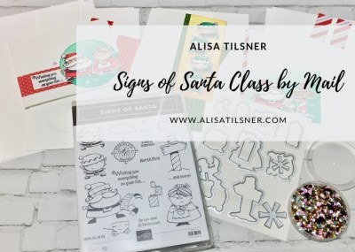 Signs of Santa Class by Mail