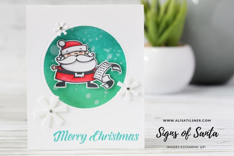 Signs of Santa