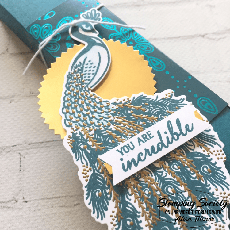 Stampin' Up! Noble Peacock Bundle