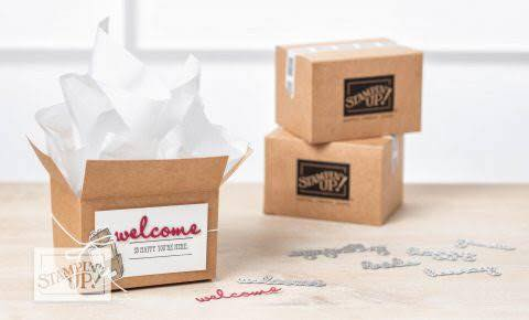 Join Stampin' Up! Australia