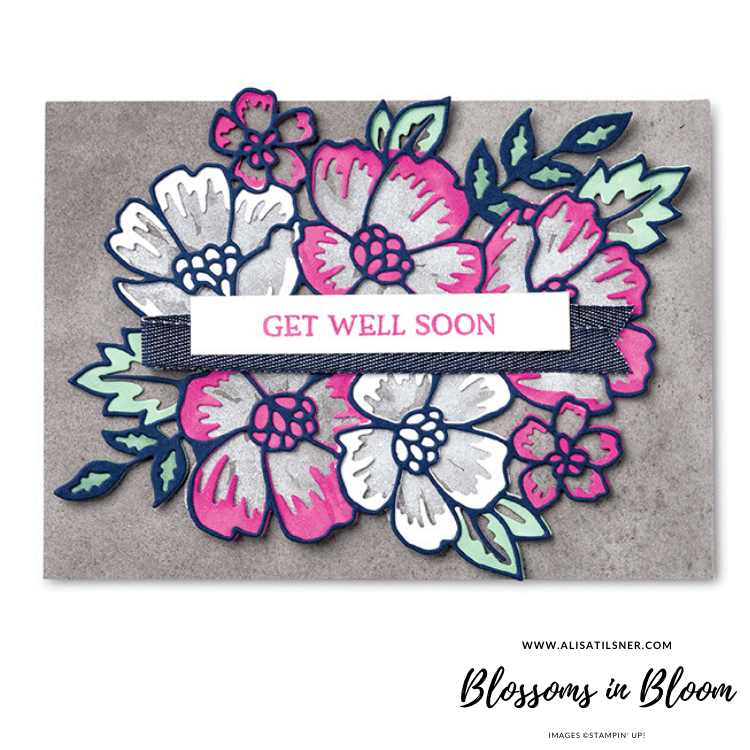 Blossoms in Bloom Bundle from Stampin' Up!