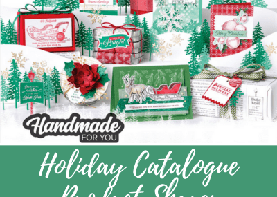 Stampin' Up! Holiday Catalogue Shares available in Australia