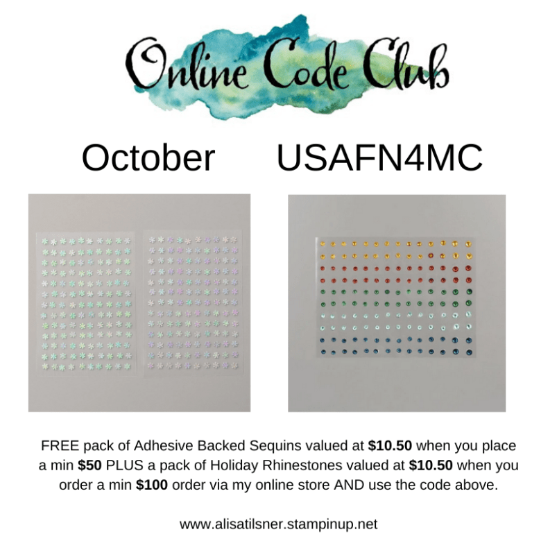 October Code and Rewards