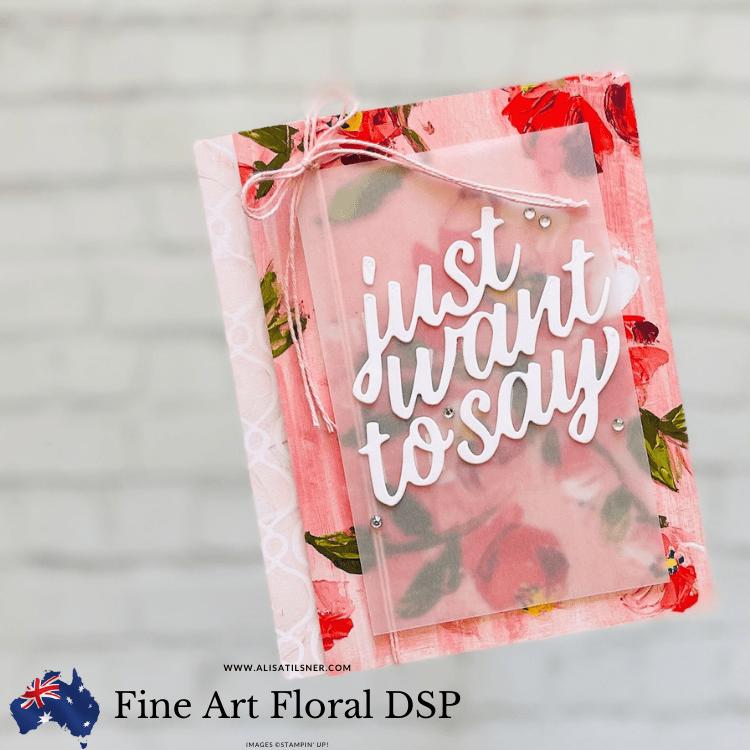 Fine Art Floral DSP