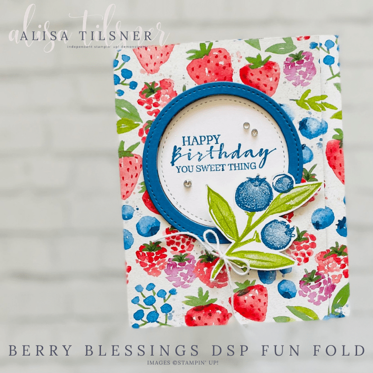 Berry Blessings DSP