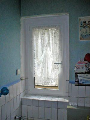Badfenster fertig