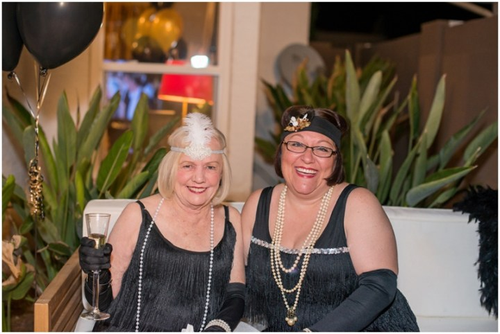 Great Gatsby birthday party