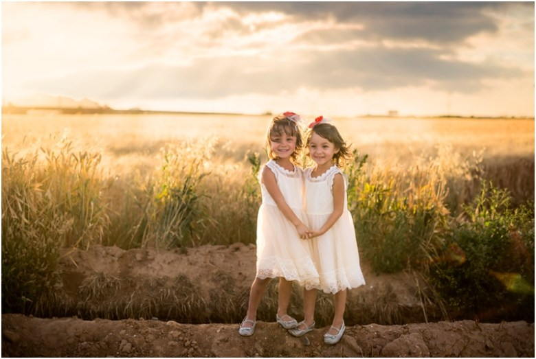 Ha'o Family- A Surprise Arizona Portrait Session