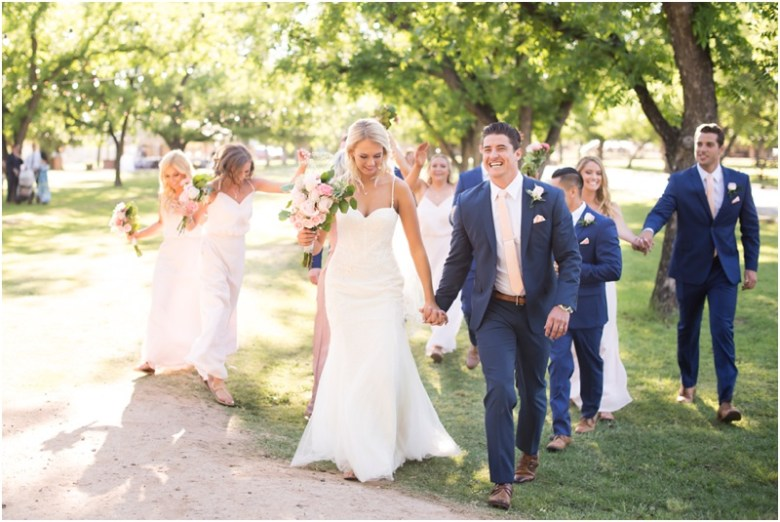 Shaun + Alexa- An Arizona Farmhouse Wedding