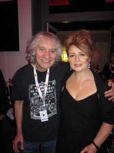 Albert Lee and Alison Burns