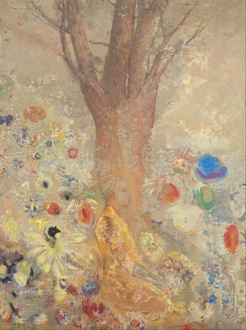 Odilon_Redon_-_The_Buddha_-_Google_Art_Project