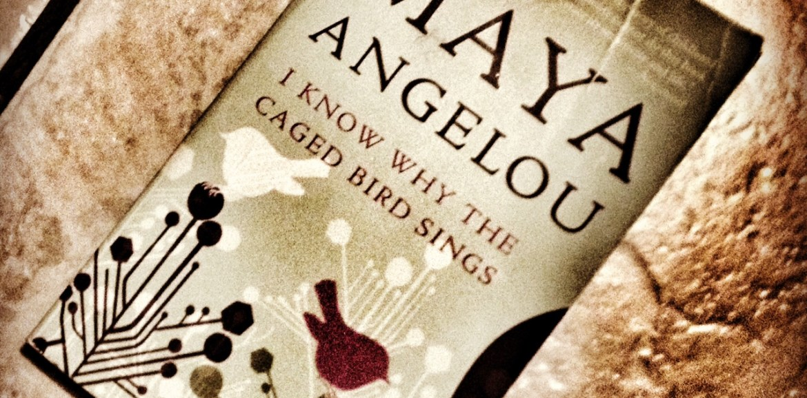 maya angelo, i know why the caged bird sings