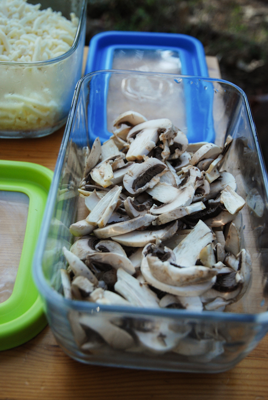 Pizza Night, Chopped Mushrooms, Easy Dinners, What's For Dinner, Cooking with Kids