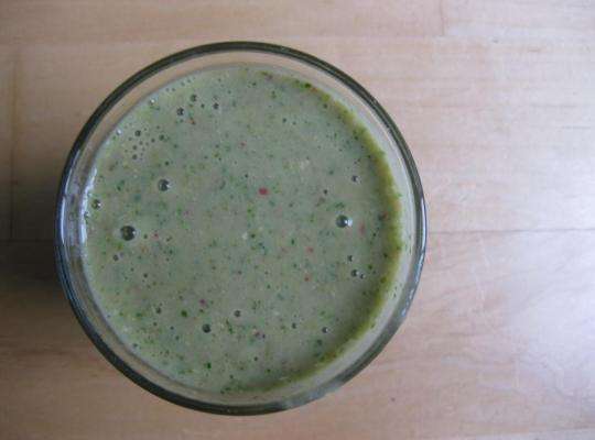 fruit smoothie, healthy breakfast