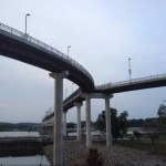Snapshots of Little Rock: Big Dam Bridge