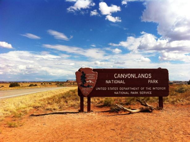 Canyonlands National Park, Utah, Canyons, Out West