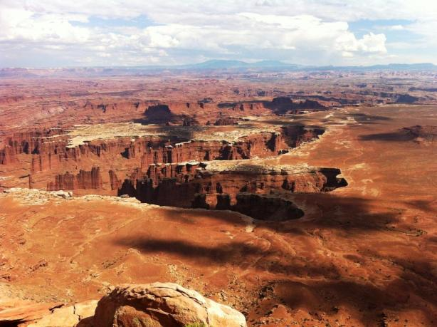 Canyonlands National Park, Utah, Canyons, Out West, Grand View Overlook