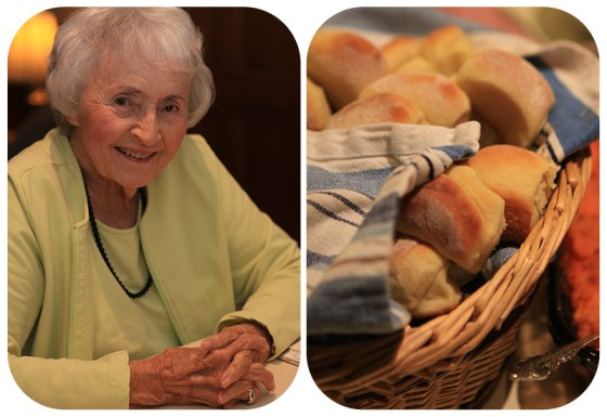 Grandmother's Homemade Rolls, Yummy Rolls, butter rolls, yeast rolls, holiday menus