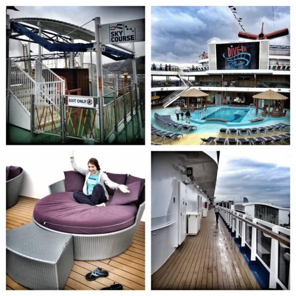 Carnival Breeze, Cruising, Cruise Ship, Notes on a Cruise, European Cruise, Cruising the Mediterranean, Carnival Cruise