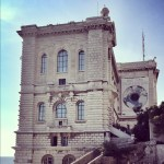 Snapshots of Monaco's Musée Océanographique
