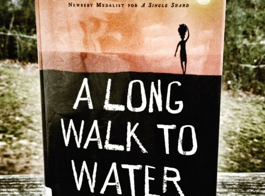 A Long Walk To Water, Linda Sue Park, children's novels