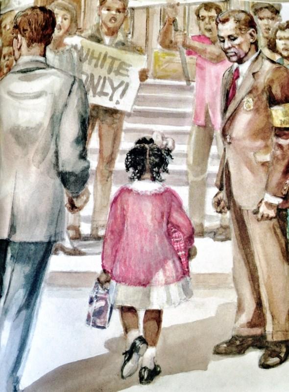 Ruby Bridges, Civil RIghts for Kids, Children's Books, Robert Coles