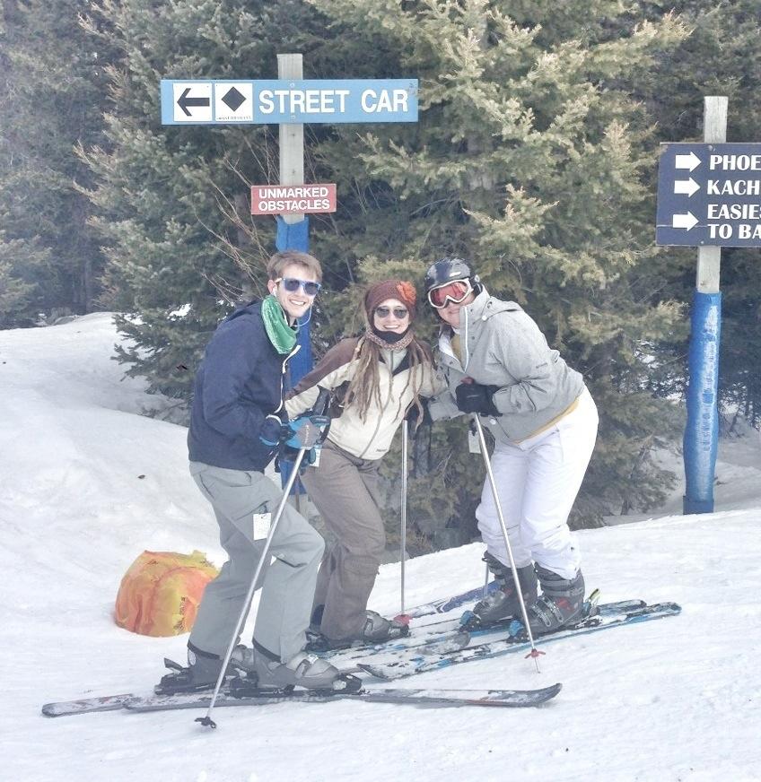 taos ski valley, snow camp in taos, ski camp, youth trips, spring break, family vacations, black diamond, streetcar