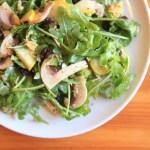 Lemon Basil Garden Salad