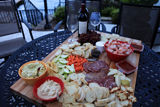 Great Cheese Platter Party Food Summer Party Bread + Cheese + Wine & 5 Things That Make Up A Great Cheese Platter | Alison Chino