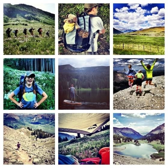 Colorado Summer 2013, Summer Grateful