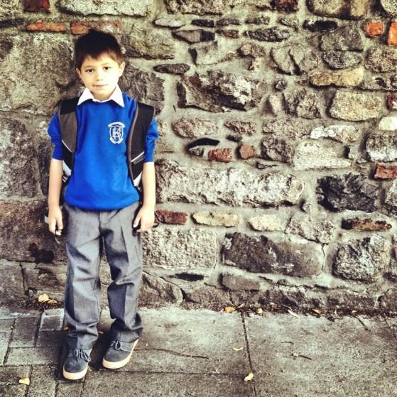 Aberdeen, Scotland, Week 2, Back To School