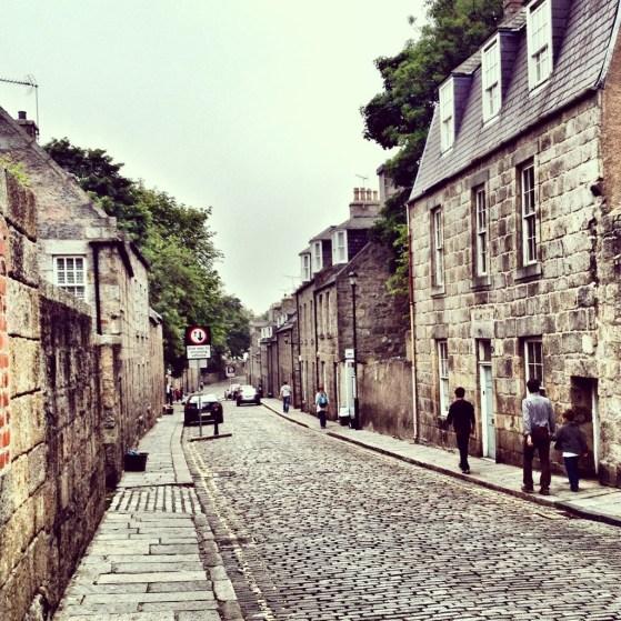 Aberdeen Scotland Week 2