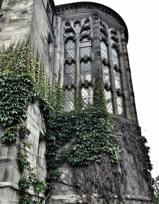 University of Aberdeen, Aberdeen, Scotland, Week 2