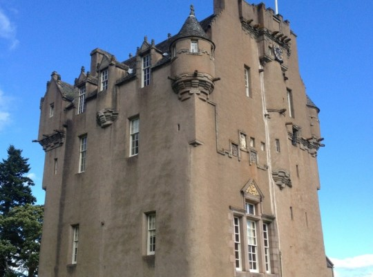 Crathes Castle, Scotland, Banchory