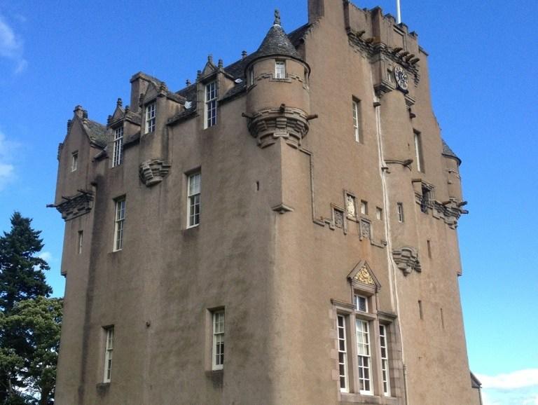 Crathes Castle, Scotland, Banchory