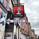 Hidden Letter In Edinburgh