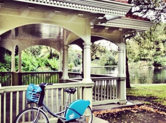 Dublin Bike, Happy Misfortune in Dublin, AlisonChino.com