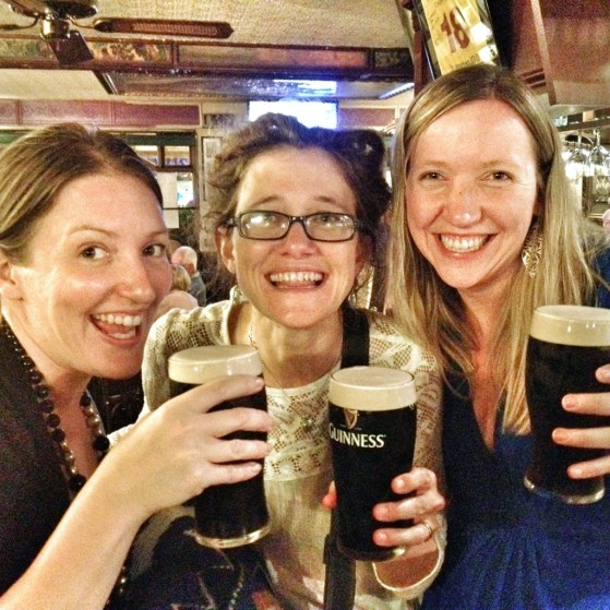 Pub girls, Snapshots of Ireland, Instagram Ireland