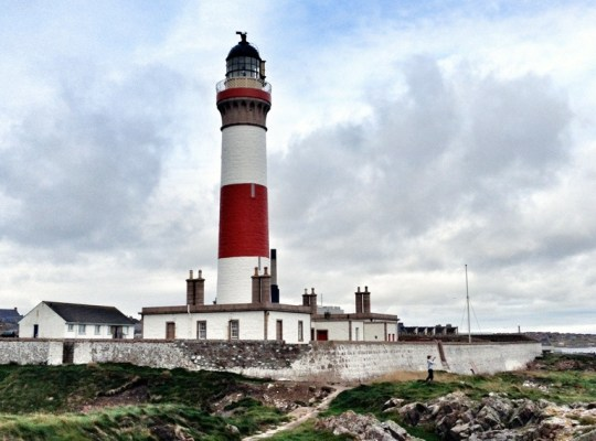 Scottish Coastal Trail, Scotalnd Lighthouse, Day Trips In Aberdeenshire, Chinos In Scotland