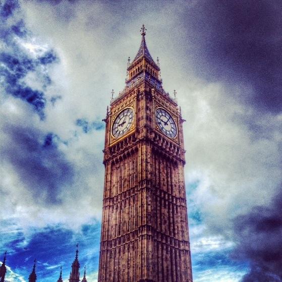 Big Ben, Snapshots of London