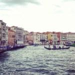 Vaporetto #1 in Venice, Italy