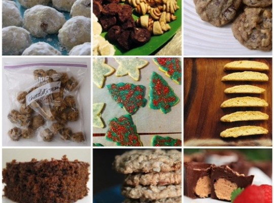 12 Homemade Treats, Christmas Cookies, Holiday Baking