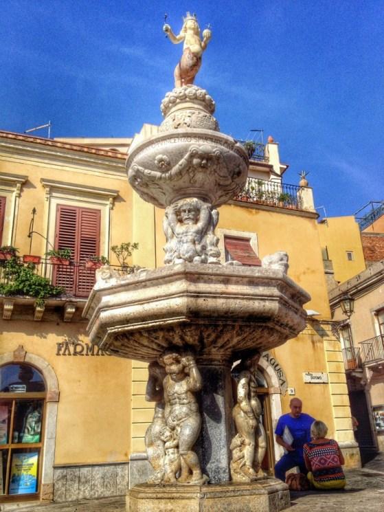 Snapshots of Sicily, Taormina, Italy