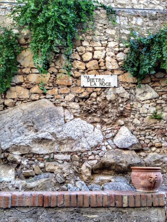 Snapshots of Sicily, Taormina