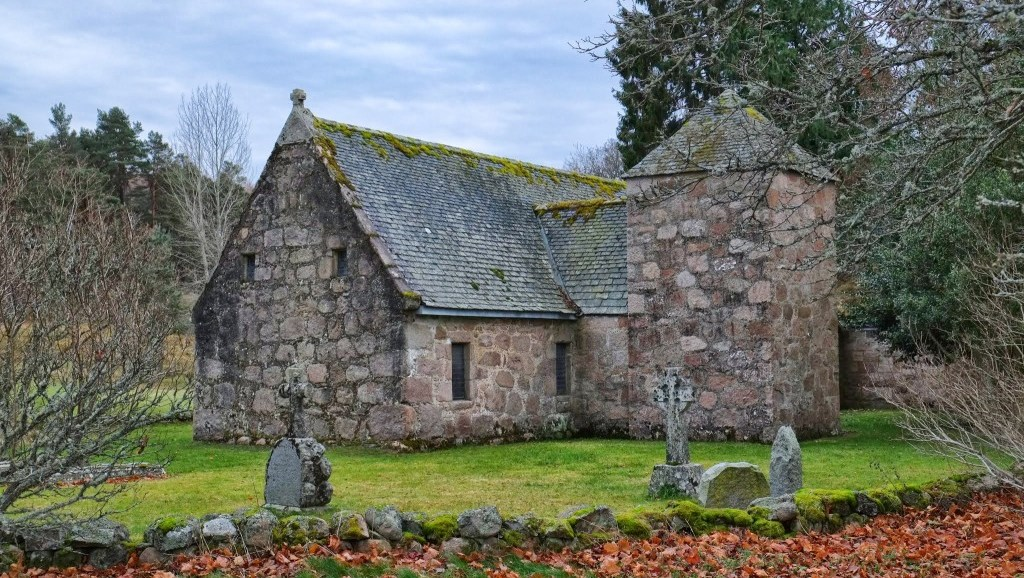 Chapel of St. Lesmo, Glen Tanar, Scotland