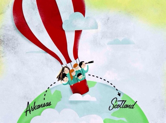 In The Pipeline, Chinos in Cartoon Form, Hannah Alexander Carpenter
